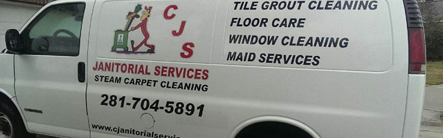 Janitorial Services Company Ban